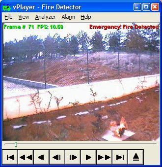User Manual - Vision Based Fire Detector